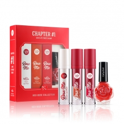 Red Rose Lip Set #01 Love at First Sight Cathy Doll All Cathy Doll