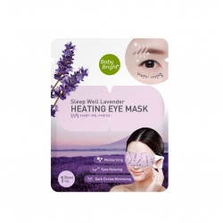 Sleep Well Lavender Heating Eye Mask Baby Bright