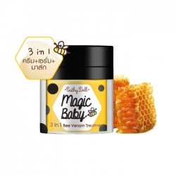 3in1 Bee Venom Treatment 50g Cathy Doll Magic Baby