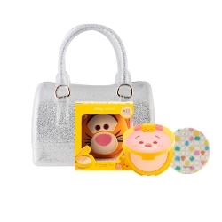 *Pro Mid Year Sale 1 Tsum Tsum CC Powder Pact 12g #21 (Tigger)+Mini Jelly Bag Set Cathy Doll All