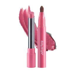 *Pro 10.10 Big Sale* MM Mineral Matte Lip Paint 2g Baby Bright P (Mew) BBOG
