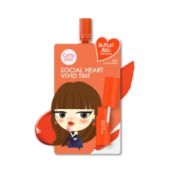 Social Heart Vivid Tint 2g Cathy Doll