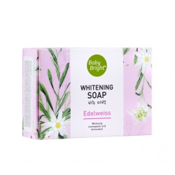 Edelweiss Whitening Soap 55g Baby Bright