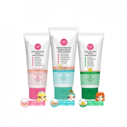 Serum Foam Cleanser 50ml Cathy Doll