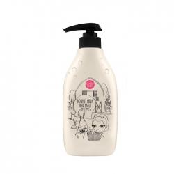Donkey Milk & Malt Bath Cream 450ml Cathy Doll