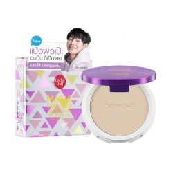 *Pro Mid Year Sale* *peck * Magic Dolly Face Two Way Cake Powder SPF30 PA+++ 12g Cathy Doll