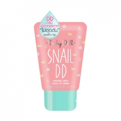 Mineral Drop Snail DD Cream 5g Cathy Doll #21 Light Beige