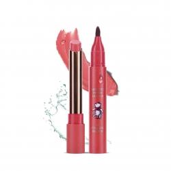 Moistful Honey Lipstick 2g Baby Bright Disney Christopher Robin #02 Sunshine Brunch