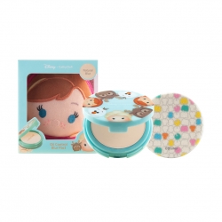 Oil Control Blur Pact 12g Cathy Doll Disney Tsum Tsum Natural Blur (Anna)