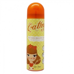 Nail Color Quick Dry Spray 75ml. Cathy Doll
