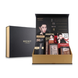 """Premium Boxed """"Rich&Love Professional Brow"""" Set Browit All"""