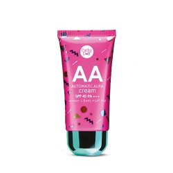 AA Automatic Aura Cream SPF45 PA+++ 50g Cathy Doll p