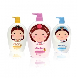 Body Lotion 750ml Baby Bright