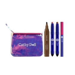 Waterproof Makeup #Summer Peach Set Cathy Doll All