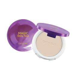 Magic Dolly Face Two Way Cake Powder SPF30 PA+++ 12g Cathy Doll