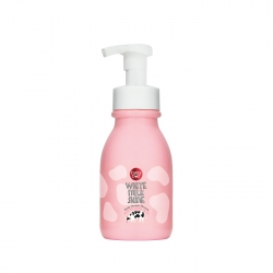 Body Shower Mousse 350ml Cathy Doll White Milk Shine