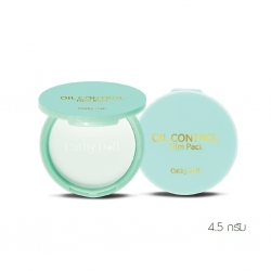 Oil Control Film Pact 4.5g Cathy Doll #Translucent