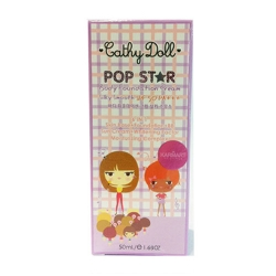 Pop Star Body Foundation Silky Smooth SPF50 PA+++ 50ml Cathy Doll #Skin Beige