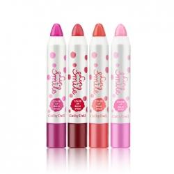 *โปรโมชั่น* Color Lip Balm Stick 3.5g Cathy Doll Lip Smile