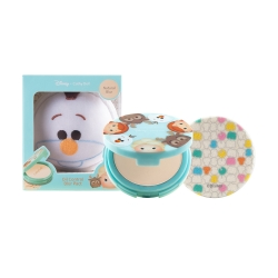 Oil Control Blur Pact 12g Cathy Doll Disney Tsum Tsum Natural Blur (Olaf)