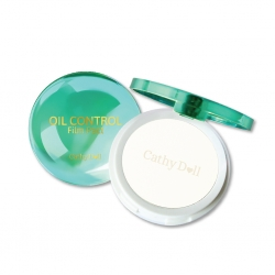 Oil Control Film Pact 12g Cathy Doll #Translucent
