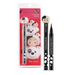 *โปรโมชั่น Tsum Tsum* Crazy Black Eyeliner 0.5g Cathy Doll Disney Tsum Tsum Black
