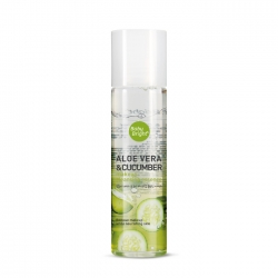 Aloe Vera & Cucumber Make up Cleansing Essence 100ml Baby Bright A