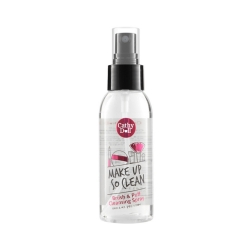Brush & Puff Cleansing Spray 90ml Cathy Doll Makeup So Clean