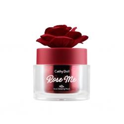 *โปรโมชั่น Save Price* Rose Sleeping Mask 50g Cathy Doll Rose Me