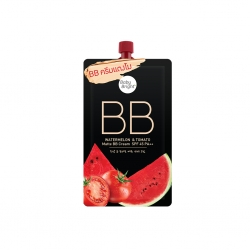 Watermelon & Tomato Matte BB Cream SPF45 PA++ 7g Baby Bright P BBOG