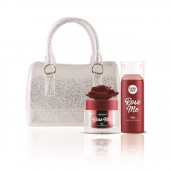 Rose Me Cleansing+Sleeping Mask+Mini Jelly Bag Set Cathy Doll