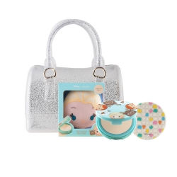 *Pro Mid Year Sale 1 Tsum Tsum Oil Control Pact 12g (Elsa)+Mini Jelly Bag Set Cathy Doll All