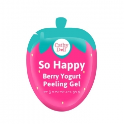 Berry Yogurt Peeling Gel 6ml Cathy Doll So Happy