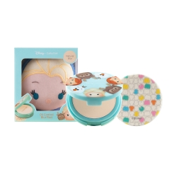 Oil Control Blur Pact 12g Cathy Doll Disney Tsum Tsum Natural Blur (Elsa)