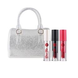 Lips Pearl+Mini Jelly Bag Set Cathy Doll (คละสี)