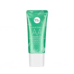 Aloe Snail AA Smooth Skin Anti-Acne Cream SPF50 PA+++ 30g Baby Bright