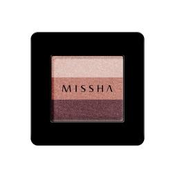 Triple Shadow 2g Missha M6168 #5 Vintage Plum