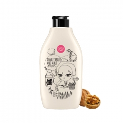 Donkey Milk & Malt Body Scrub 300ml Cathy Doll