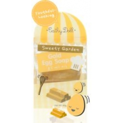 Gold Egg Soap 60g. Cathy Doll Sweety Garden