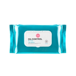 Oil Control Wet Tissue 100Sheets Cathy Doll