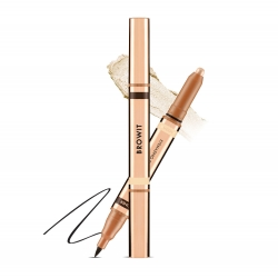 Eyemazing Shadow and Liner 0.85ml+0.60g Browit
