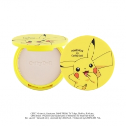 Magic Gluta Pact SPF50 PA+++ 12g Cathy Doll Pokemon Edition