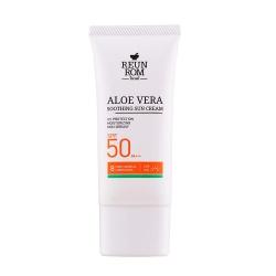 Aloe Vera Soothing Sun Cream SPF50 PA++++ 30g Reunrom