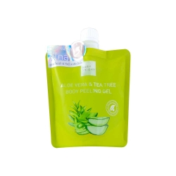 Aloe Vera & Tea Tree Body Peeling Gel 200ml Baby Bright