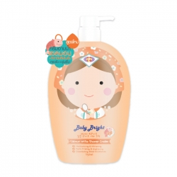 Salmon White Shower Cream 750ml Baby Bright