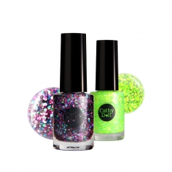 Nail Glitter 6ml Cathy Doll