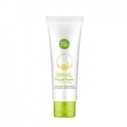 Snail Facial Foam 50g Baby Bright