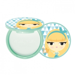 Magic Oil Cut Mineral Pact 12g Cathy Doll #Translucent