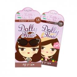 Little Color Salon Hair Color Cream 60g+60ml+10ml Cathy Doll Dolly Hair