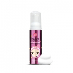 2in1 Bubble Mousse Cleanser 70ml Cathy Doll p Ready 2 White